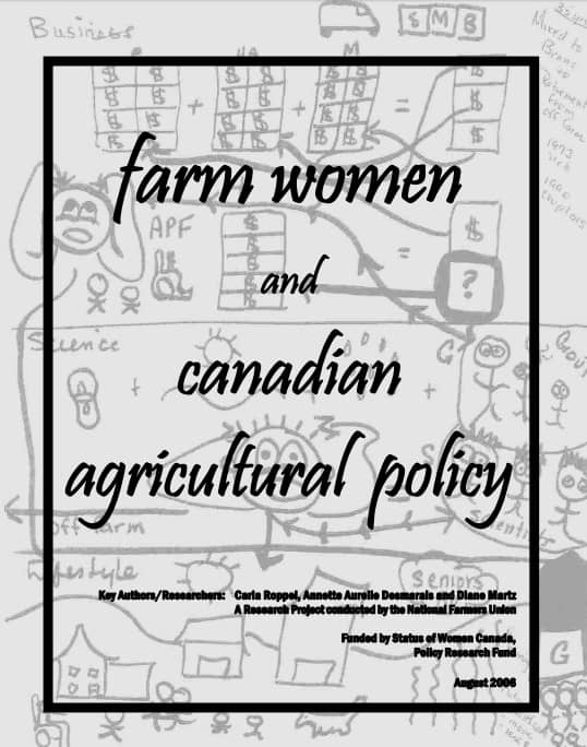 farm-women-and-canadian-agricultural-policy-cover-2006