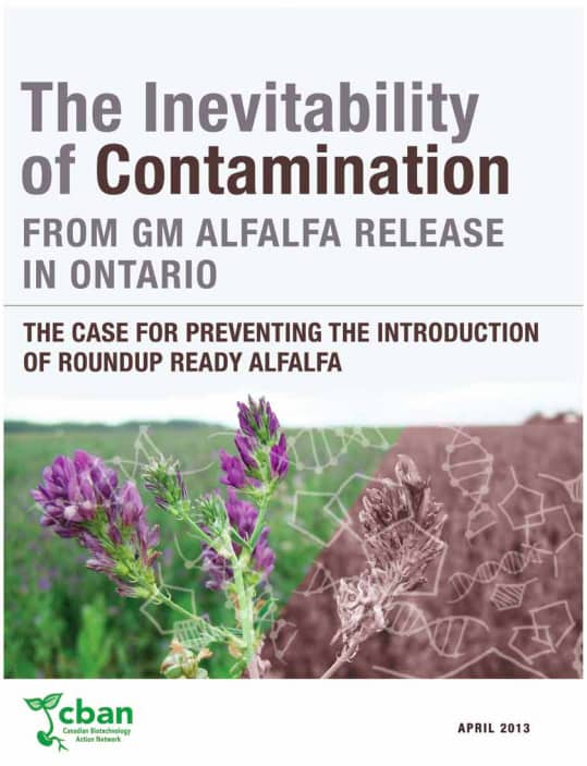 The Inevitability of Contamination