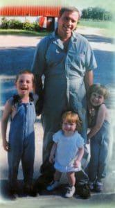 Joan Brady family
