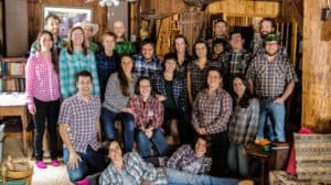 NFU Youth Retreat, Wakefield Quebec, 2015