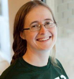 Women's Vice President, Katie Ward