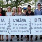 Campagne NFU: ALENA