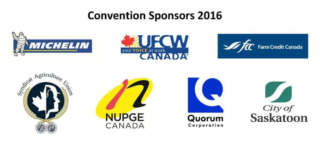 2016 National Convention Sponsors