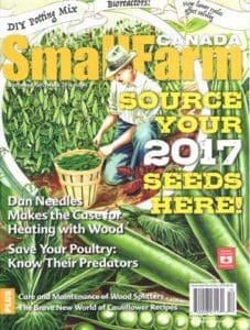 NFU Member Benefits: Small Farm Magazine