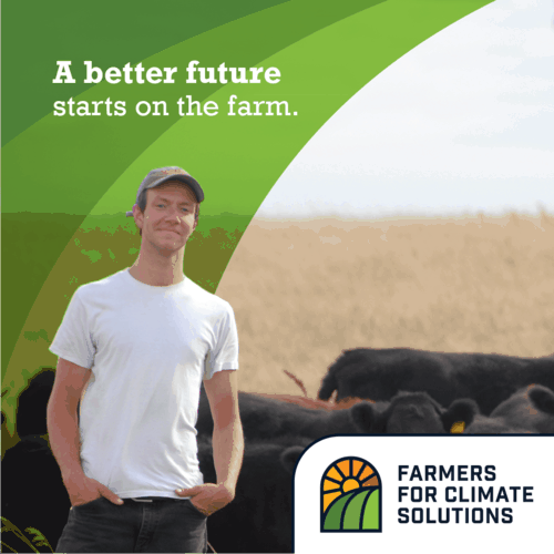 "Introducing ""Farmers for Climate Solutions"" 