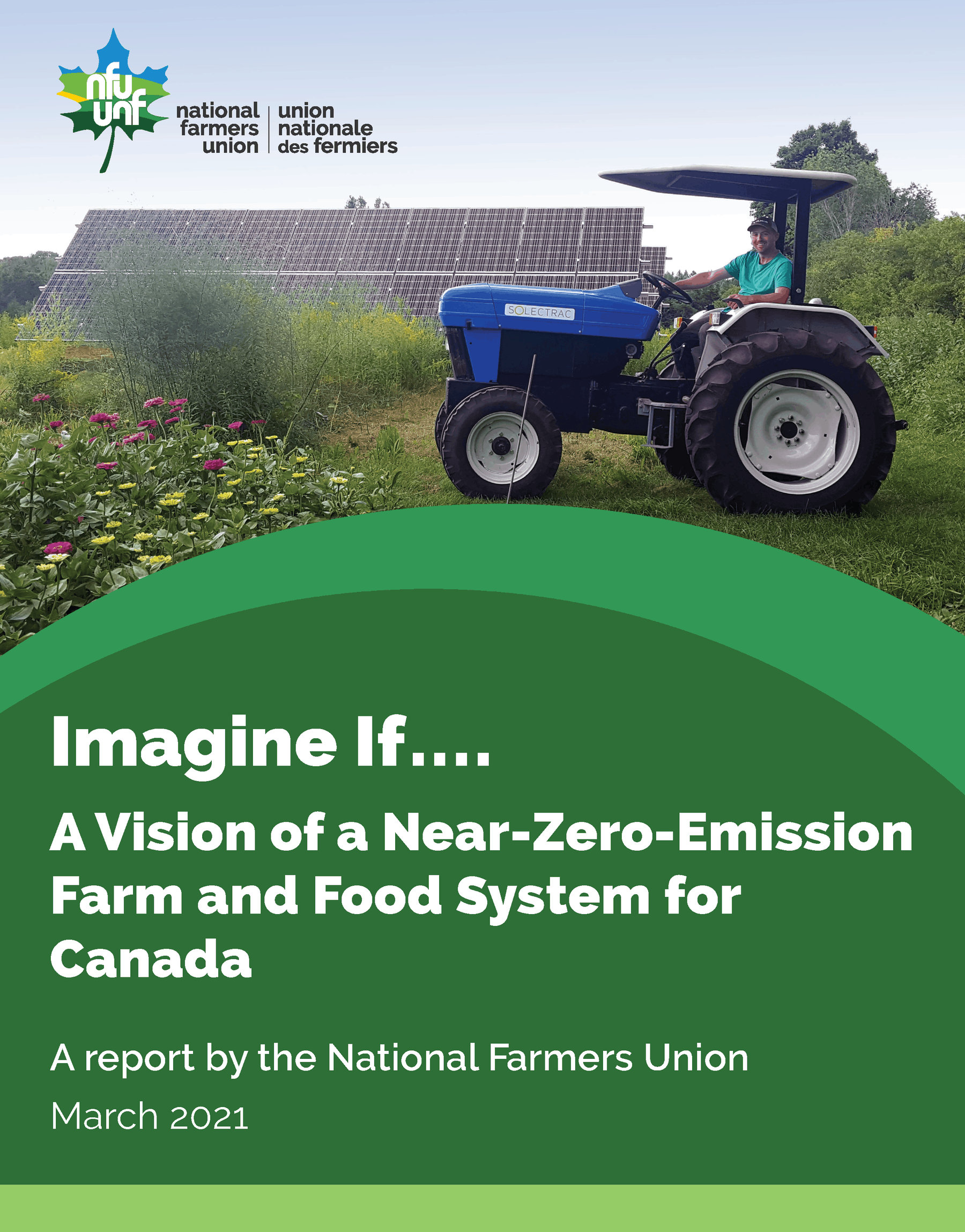 Imagine If: A Vision of a Near-Zero-Emission Farm and Food System for Canada
